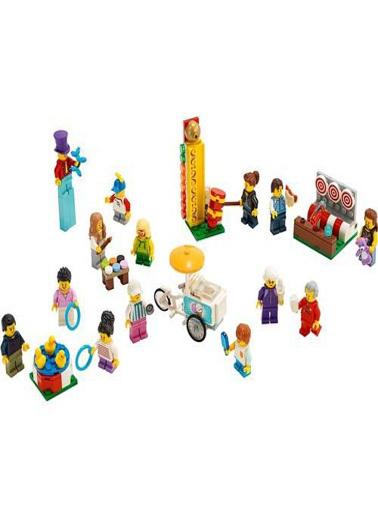 Lego Lego City İnsan Paketi - Lunapark 60234 Renkli